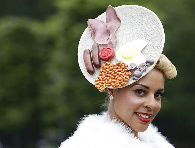 Оригинальные шляпка своими руками