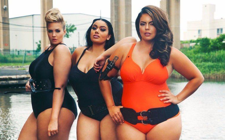 толстушки в купальниках секс фото вк