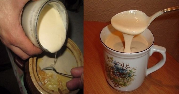 Как в домашних условиях сделать топленое молоко 776