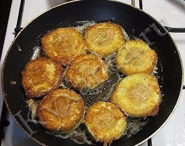 Как приготовить кабачки с фаршем на сковороде пошаговый рецепт с