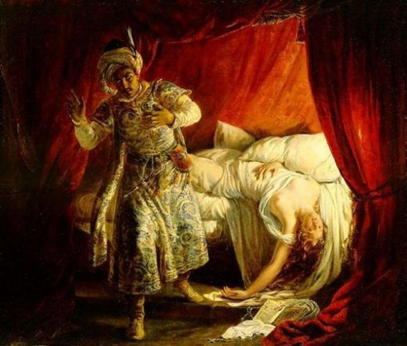 a report on the evil malignant character of iago in william shakespeares othello Othello by william shakespeare shakespeare scholar harold bloom argues that iago is an artist of evil we could also argue that iago's character is a kind of.