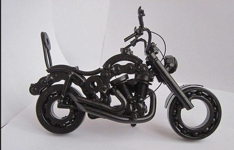 что при модели мотоциклов фото из подшипников самодельные танай все больше
