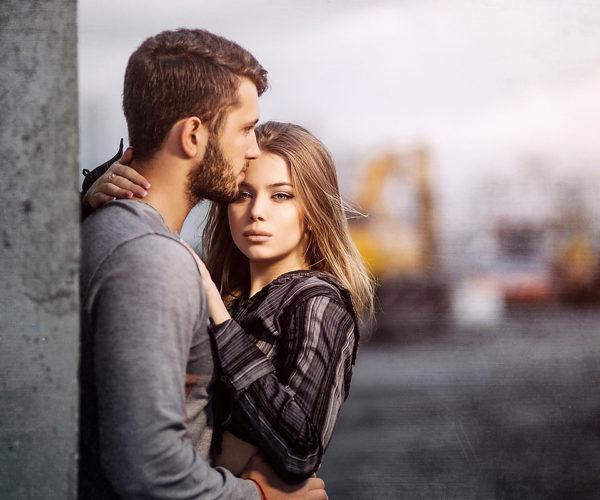 фото девушки и парень