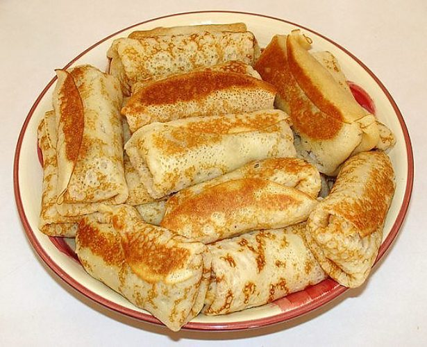 Турецкие блинчики рецепт с фото