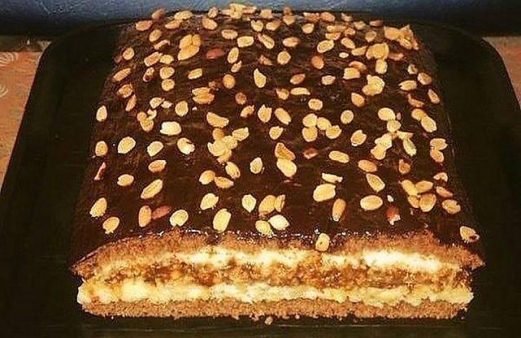 Домашние торты рецепты с фото