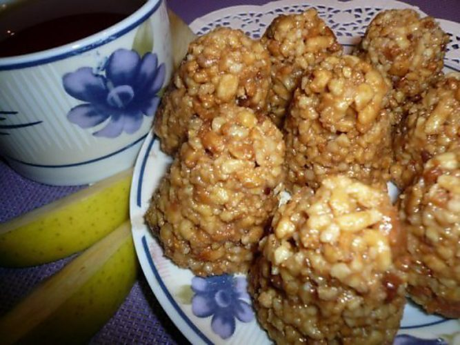 Муравьиная горка из печенья рецепт с фото