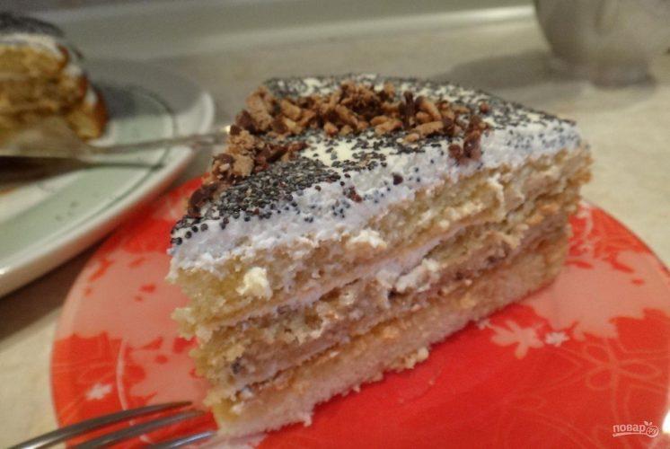 Рецепт торта мечта фото