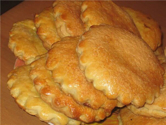 печенье коржики рецепт фото