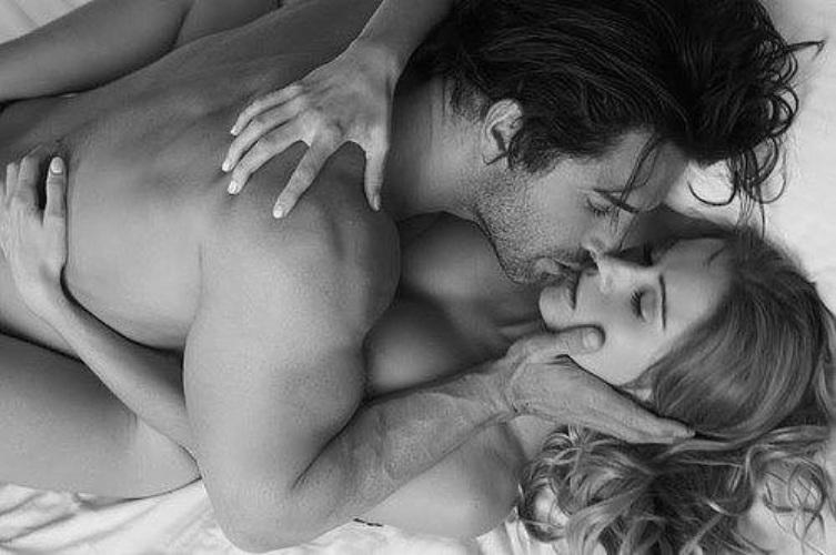 Страсть в постели любовь сильно порно