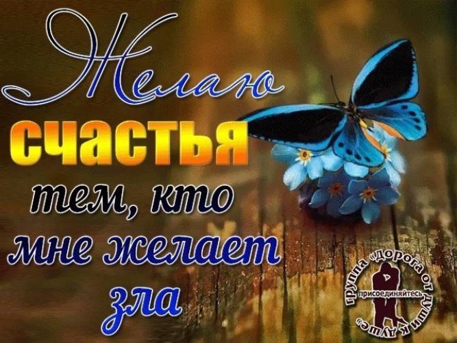 пожелание удачи врагом крымских воинских