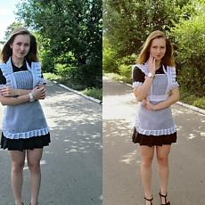 Фотография девушки Морго, 16 лет из г. Гомель
