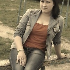 Фотография девушки НАДЕНЬКА, 23 года из г. Коростышев