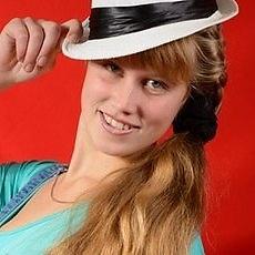 Фотография девушки Голубоглазая, 20 лет из г. Винница
