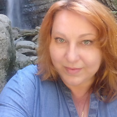 Фотография девушки Рыжая Бестия, 40 лет из г. Владикавказ